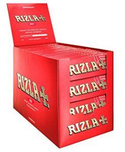Rizla Κόκκινα Χαρτάκια