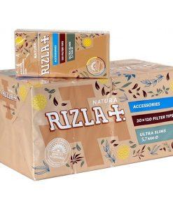 Rizla Natura Ultra Slim 5.7mm 120 Φιλτράκια