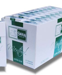 Swan Menthol Extra Slim 5.7mm Φιλτράκια