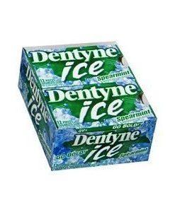 Dentyne Ice Δυόσμος 17.2gr Τσίχλες