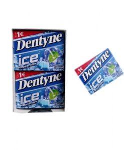 Dentyne Ice Μέντα 17.2gr Τσίχλες