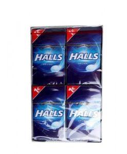 Halls Original Κουτί Καραμέλες 27.5gr