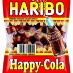Haribo coca cola 100gr ζελεδάκια