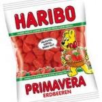 Haribo φράουλα 100gr ζελεδάκια