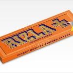 Rizla πορτοκαλί 60 φύλλα χαρτάκια