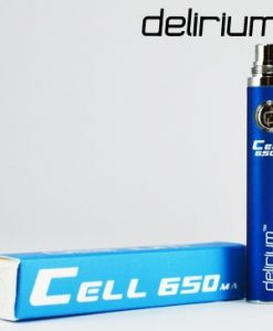 Delirium Cell eGo 650mAh Μπαταρίες Ηλεκτρονικού Τσιγάρου