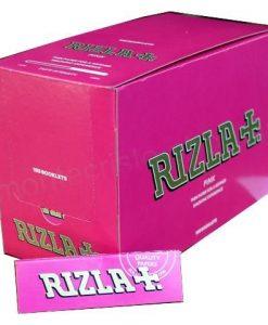 Rizla ρόζ χαρτάκια