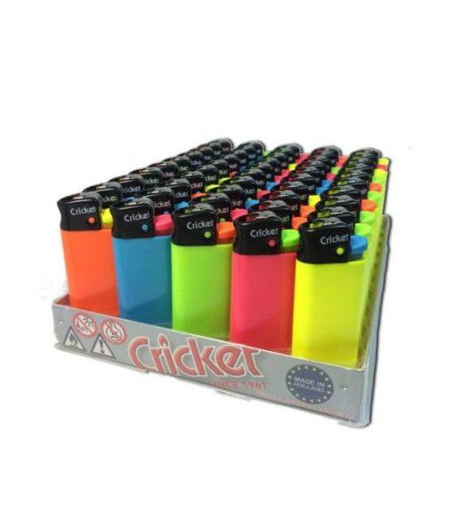 Cricket mini fluo 50 αναπτήρες