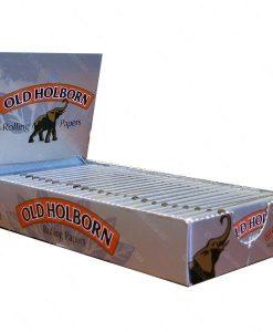 Old Holborn Ασημί 60 Φύλλα Χαρτάκια