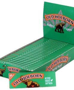 Old Holborn Πράσινα 60 Φύλλα Χαρτάκια