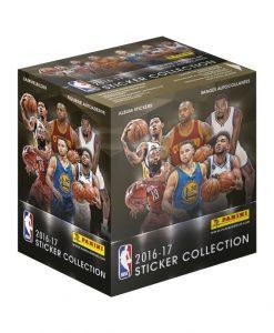 Panini NBA 2016-17 Αυτοκόλλητα