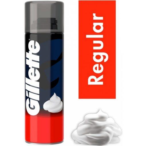 Gillette Classic Αφρός Ξυρίσματος 300ml