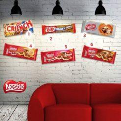 Σοκολάτες Nestle