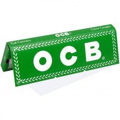 Ocb Πράσινα Χαρτάκια (Τεμάχιο)