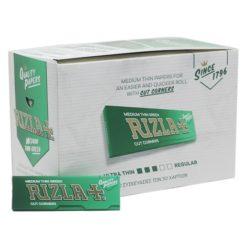 Rizla Πράσινα Χαρτάκια