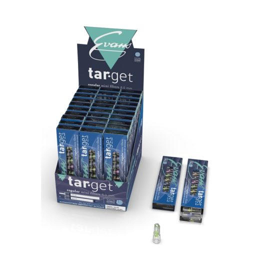 Evans Target 8mm Πιπάκια Τσιγάρου