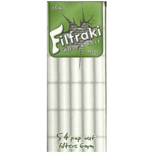 Filtraki Mini Slim 6mm Φιλτράκια