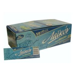 Λαϊκον Γαλάζια 60 Φύλλα 47440 Χαρτάκια (Συσκευασία)
