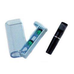 Παππου Μεταλλικές Mini Πίπες Τσιγάρου 8mm