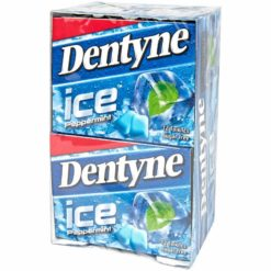 Dentyne Ice Μέντα Τσίχλες 17.2gr (Συσκευασία)