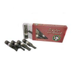 Παππου Διπλά Αεριζόμενα 8mm 42902-060 Πιπάκια Τσιγάρου (Τεμάχιο)