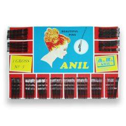 Anil Τσιμπιδάκια Μαλλιών 120 Τμχ