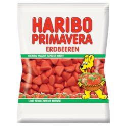 Haribo Φράουλα Ζελεδάκια 100gr