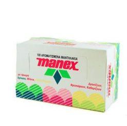 Manex Υγρά Μαντηλάκια