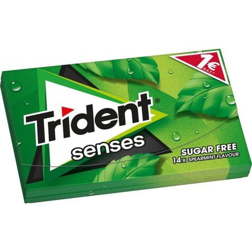 Trident Senses Δυόσμος Τσίχλες 27gr
