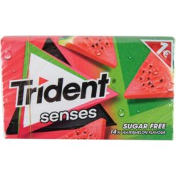 Trident Senses Καρπούζι Τσίχλες 27gr