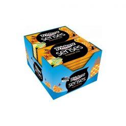 Trident Senses Τροπικά Φρούτα Τσίχλες 23gr