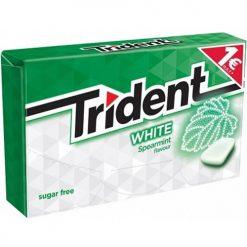 Trident White Δυόσμος Τσίχλες 24.5gr