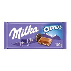 Milka Oreo Σοκολάτα 100gr