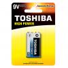 Toshiba 9V Αλκαλικές Μπαταρίες 1 Τμχ