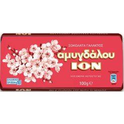 Ιον Αμυγδάλου Σοκολάτα 100gr