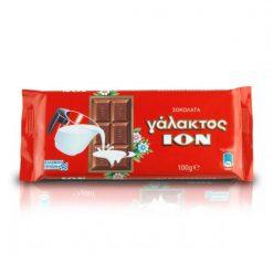 Ιον Γάλακτος Σοκολάτα 100gr