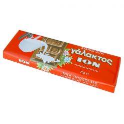 Ιον Γάλακτος Σοκολάτα 70gr