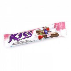 Παυλίδης Kiss Φράουλα Σοκολάτα 26gr