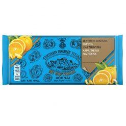 Παυλίδης Υγείας Πορτοκάλι Σοκολάτα 100gr