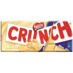 Crunch Λευκή Σοκολάτα 100gr