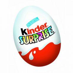 Kinder Αυγό `Εκπληξη Σοκολάτα 20gr