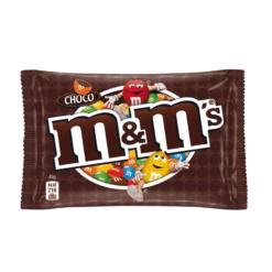 M & Ms Choco Σοκολάτα 45gr (Τεμάχιο)