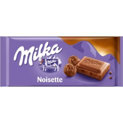 Milka Noisette Σοκολάτα 100gr