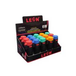 Leon Barrel Trendy Αναπτήρας (Συσκευασία 15 Τεμαχίων)