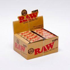 Raw Τζιβάνα Ακατέργαστη (Συσκευασία 50Τμχ)
