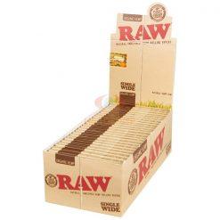 Raw Organic Hemp Χαρτάκια