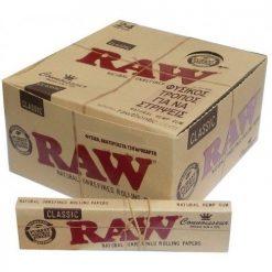 Raw Slim King Size Με Τζιβάνες Χαρτάκια