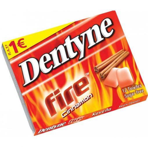 Dentyne Ice Fire Τσίχλες 17.2gr