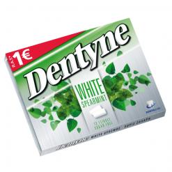 Dentyne White Δυόσμος Τσίχλες 17.2gr