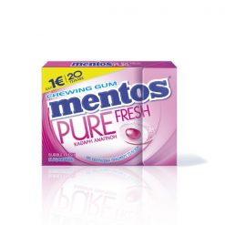 Mentos Pure Fresh Bubble Fresh Τσίχλες 30gr